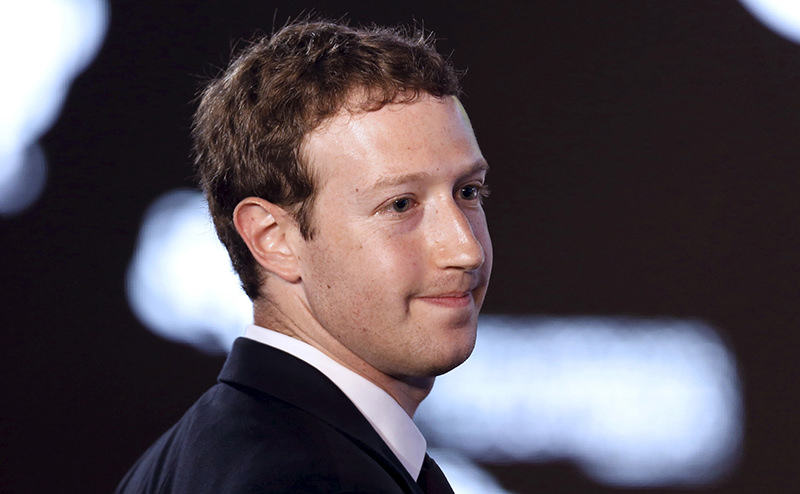 Facebook CEO Mark Zuckerberg during the II CEO Summit of the Americas on the sidelines of the VII Summit of the Americas in Panama City  (Reuters Photo)