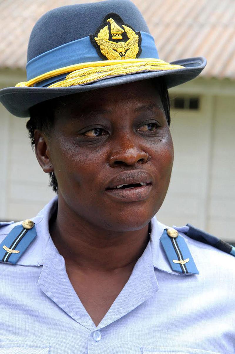 Ellen Chiweshe. (AP Photo)