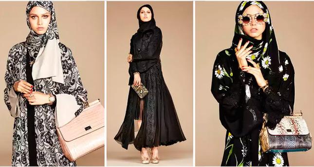 D G S Islamic Fashion Collection Far From Revolutionary