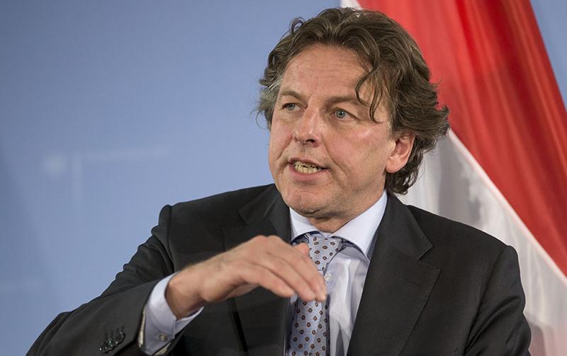 Dutch Foreign Minister Bert Koenders (AA Photo)