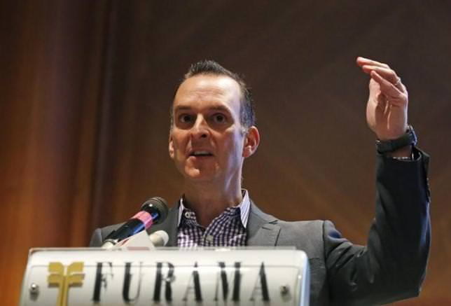 Travis Tygart, chief executive officer of the USADA speaks during Anti-Doping Intelligence and Investigation Seminar in Singapore Feb 11, 2015. (REUTERS Photo)