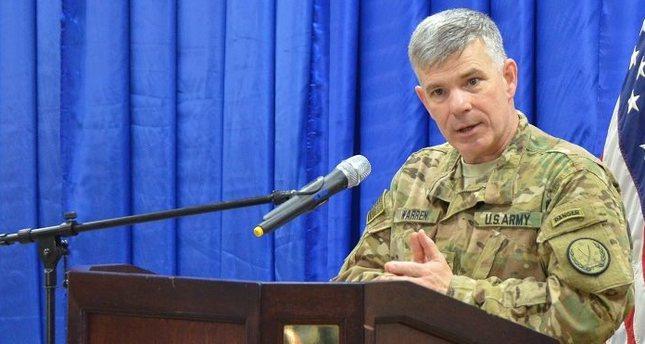 US Col Warren: Turkish artillery fire helps battle Daesh in Syria