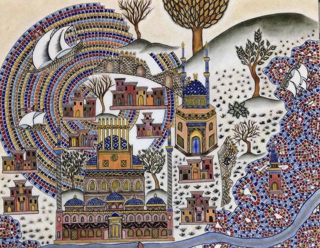 Exhibition honors Ottoman genius Matrakçı Nasuh