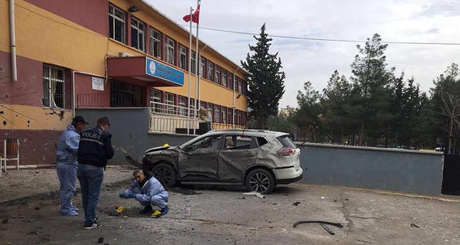 Katyusha rockets strike school in border province of Kilis