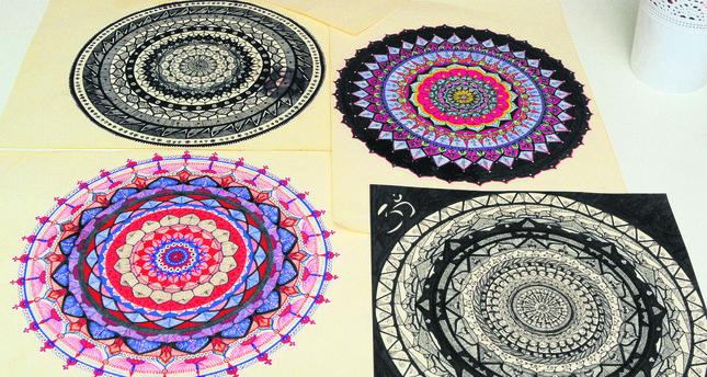 Mandalas A Stressbusting Art Therapy Daily Sabah