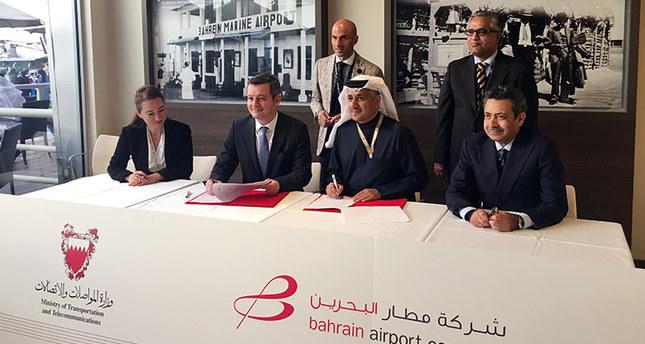Turkish construction company TAV wins $1 1 billion airport
