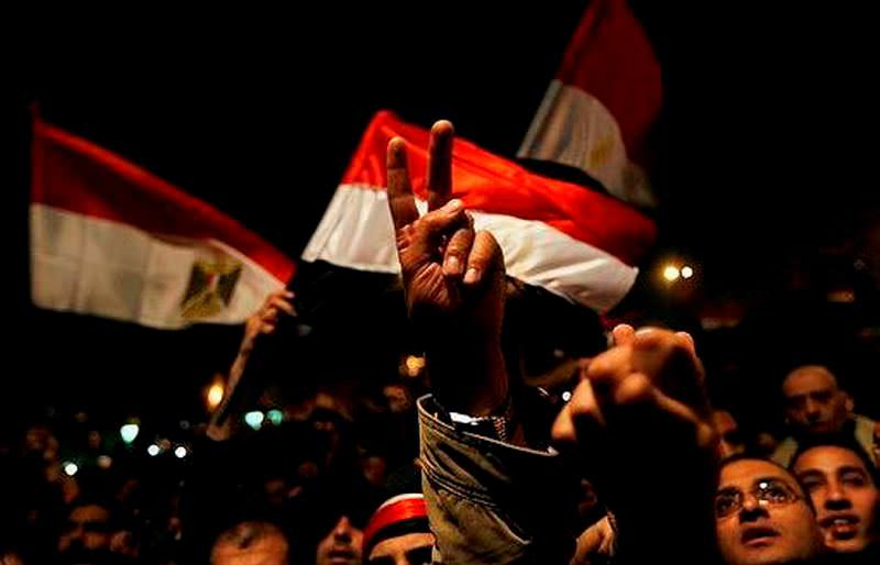 Egyptians prepare to mark the fifth anniversary of the 2011 revolution that toppled former Egyptian President Hosni Mubarak who had ruled the country for three decades.