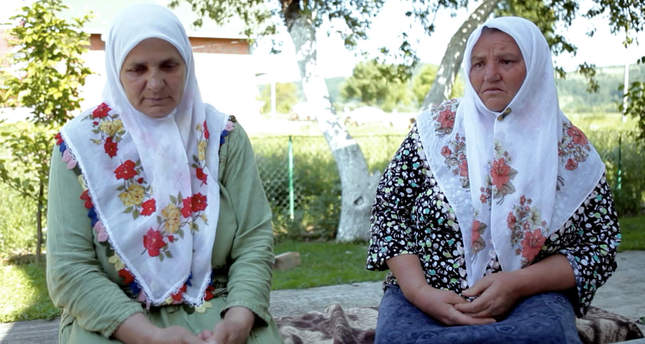 Painful stories of mothers of Srebrenica in documentary series