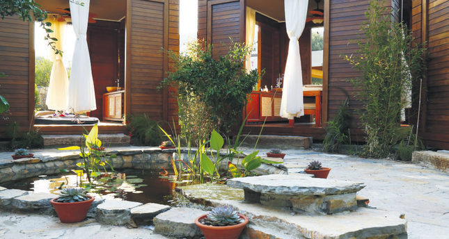 Join the raw evolution at detox and wellness center in Bodrum