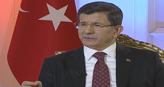 We explained to Mr. Biden how PKK and PYD cooperate in terror attacks: PM Davutoğlu