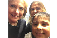 Why does Trump want to kick Muslims out of US, 6-yr-old Turkish-American boy asks Clinton