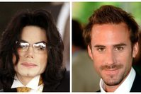 Fiennes (R) is set to play the late singer Michael Jackson in Elizabeth, Michael