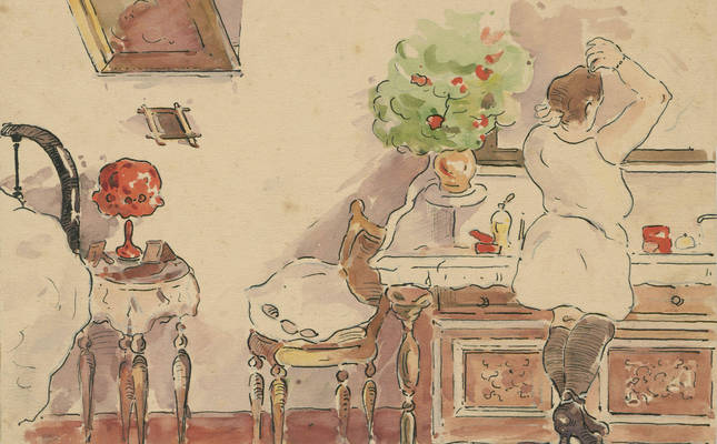 SALT show explores works by Turkey's pioneer female illustrator