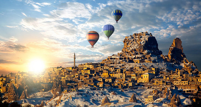 Turkey received most tourists from Germany in 2015