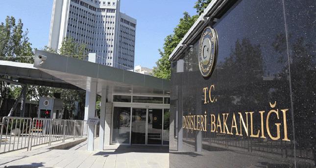 Turkey sends back recalled Vatican ambassador