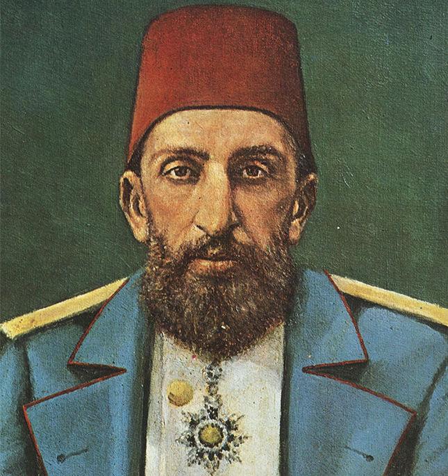 Ottoman Sultan Abdülhamid II