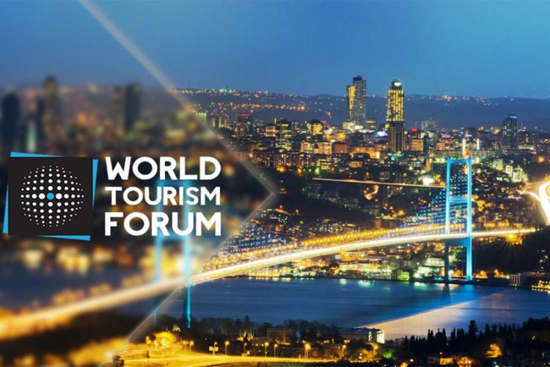 The World Tourism Forum (WTF) is being held for the second time from Feb. 4-6 at the Istanbul Lu00fctfi Ku0131rdar Convention and Exhibition Center in Istanbul.