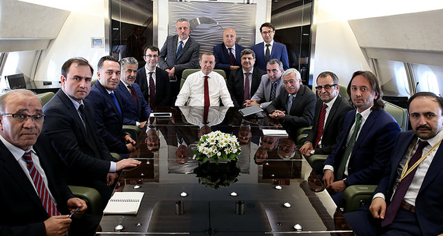 Erdoğan: US needs to decide who its ally is, Turkey or PYD