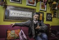Dervish Baba Coffehouse founder Ali Denizci'