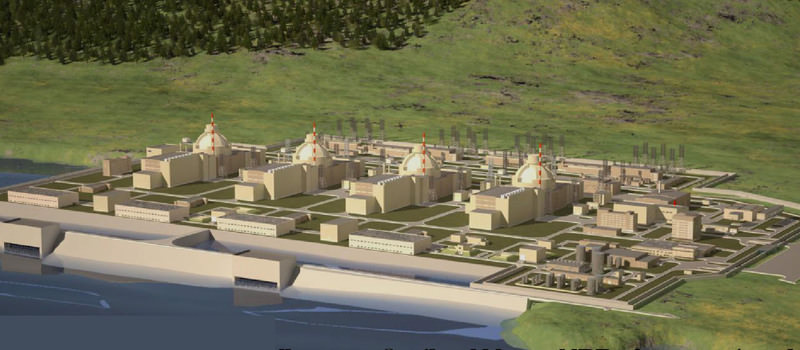 Turkey launched the construction of its first nuclear power plant in Akkuyu, located in the southern province of Mersin, in April 2015 in order to provide greater energy self-sufficiency.
