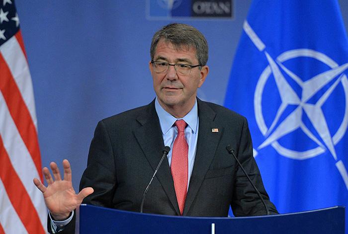 US Defense Secretary Ash Carter (AA Photo)