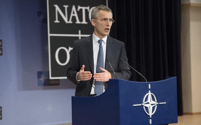 NATO Chief Jens Stoltenberg