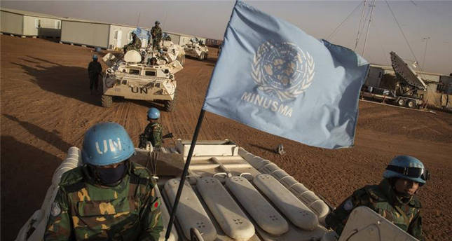 Friday's attack was the latest against UN peacekeepers in Mali's northeast. (AP Photo)