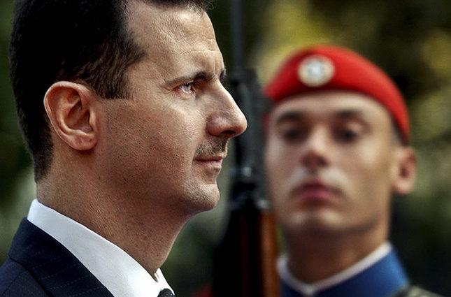 Syria's Bashar Assad (AP Photo)