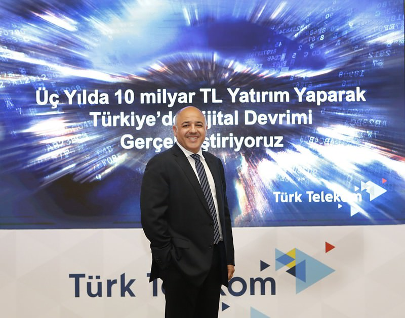 Tu00fcrk Telekom's CEO Rami Aslan announced that the company plans to invest TL 3.2 billion in 2016.