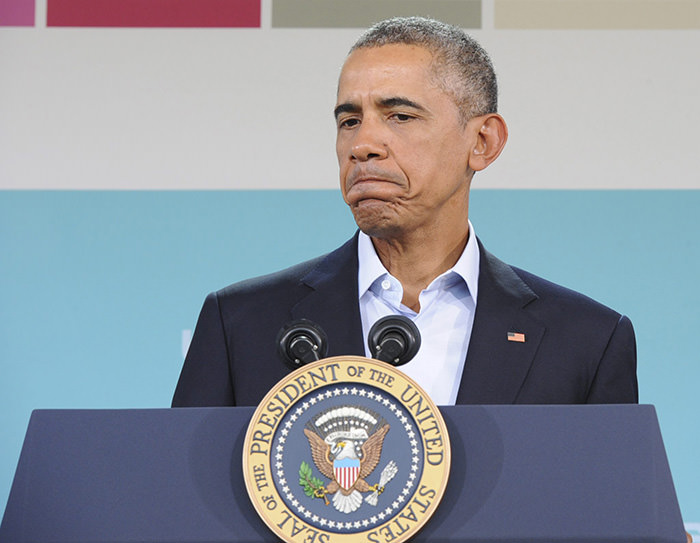 US President Barack Obama (EPA Photo)
