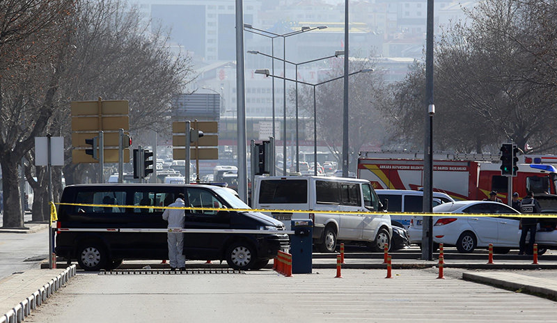 From the scene of the deadly attack (DHA photo)