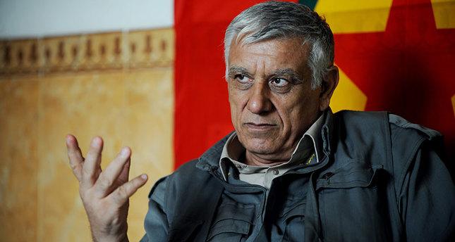 Ankara attack could be retaliation: PYD/YPG-affiliated PKK's Cemil Bayık