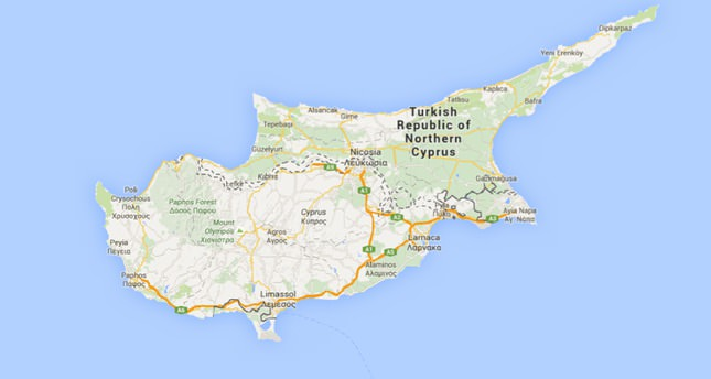 Google maps adds turkish republic of northern cyprus daily sabah google maps adds turkish republic of northern cyprus gumiabroncs Choice Image