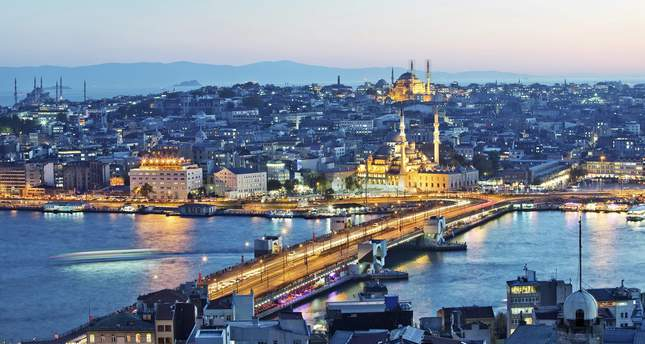 Angels of world investment gather in Istanbul