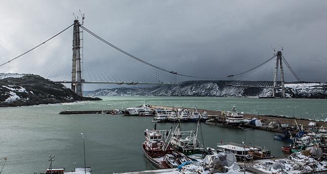 Third Bridge in Istanbul