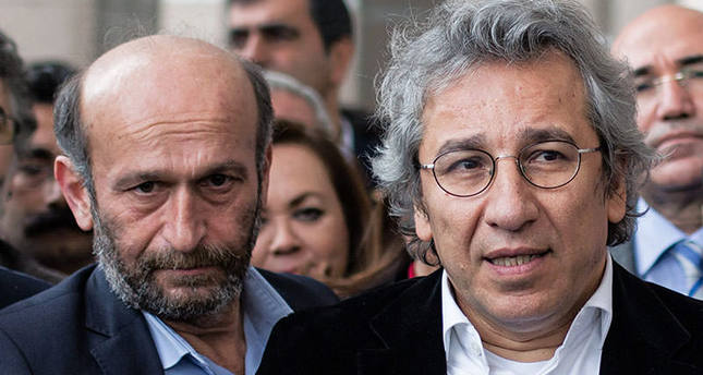 Cumhuriyet daily's Can Dündar and Erdem Gül to stand trial without arrest for espionage