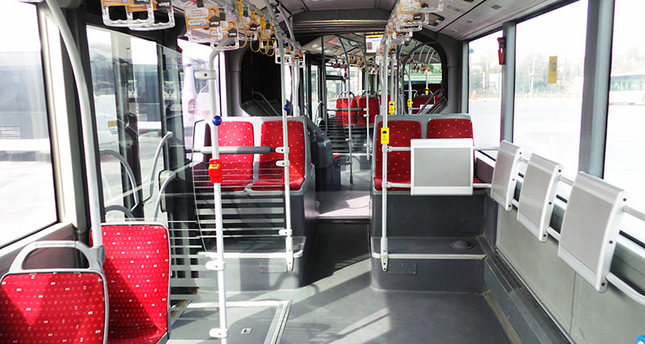 For now, panic buttons will be available on the Metrobus-a transport network. (IHA Photo)