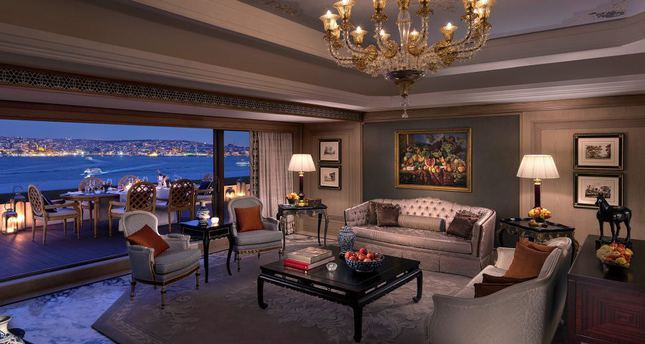 Luxury Hotel Suites istanbul's shangri-la suite among world's super-luxury hotel