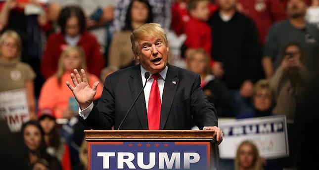 Trump slow to denounce Ku Klux Klan - Daily Sabah