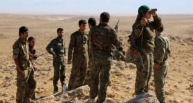 After silencing dissident Syrian Kurds, PYD/YPG draws ire for blocking 6,000 peshmerga fighters