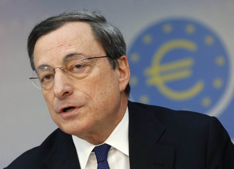 European Central Bank President Mario Draghi has consistently hinted at further measures over the past few weeks, and the markets clearly expect some further bold action with the announced inflation numbers.