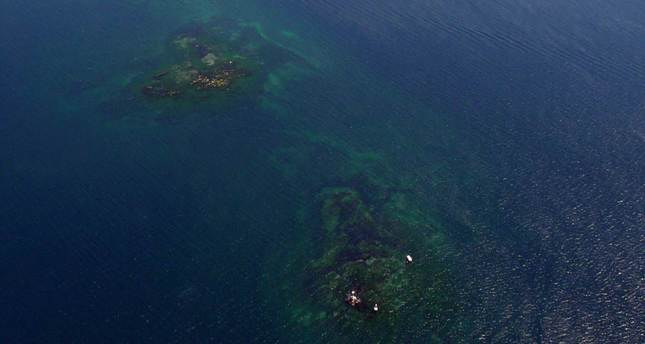 Istanbul seeks UNESCO listing for submerged Vordonisi Island
