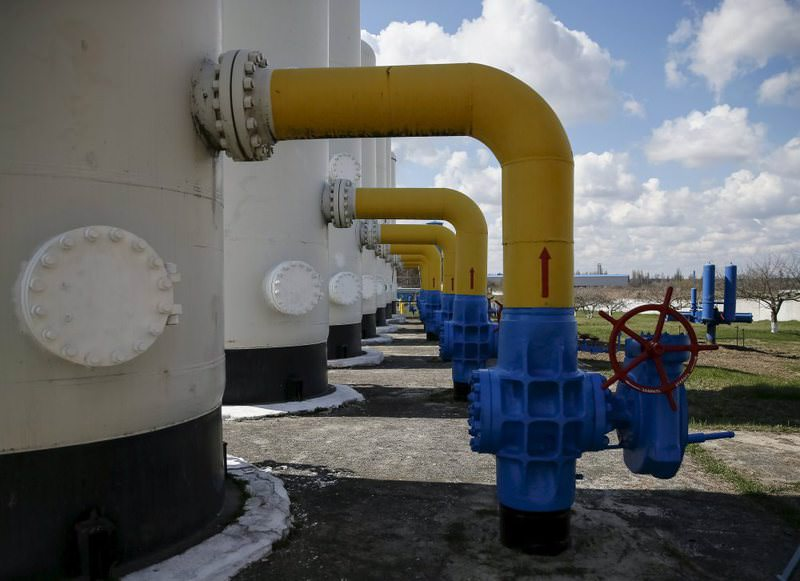 Russia has been trying to find new markets to export its products, particularly its vast reserves of energy products.