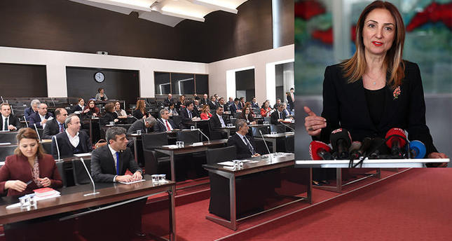 CHP discharges Ankara deputy Aylin Nazlıaka over inter-party Atatürk portrait spat