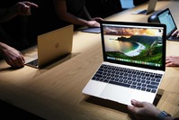Researchers have created a worm that can attack Apple Macs firmware remotely. (REUTERS Photo)