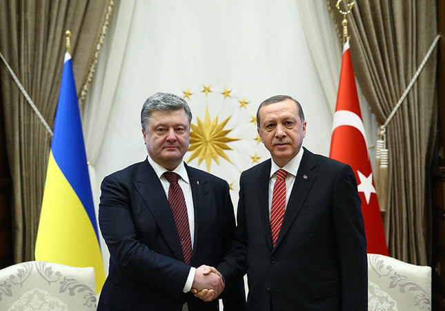 Turkey won't recognize Russia's unlawful annexation of Crimea: President Erdoğan