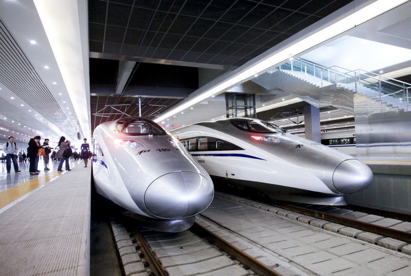 It will take more than the abrupt cancellation of a high-speed train deal with Mexico to derail China Railway Construction Corp.'s ambition to become a global force in transport projects and take on the likes of Siemens, Alstom and Bombardier.
