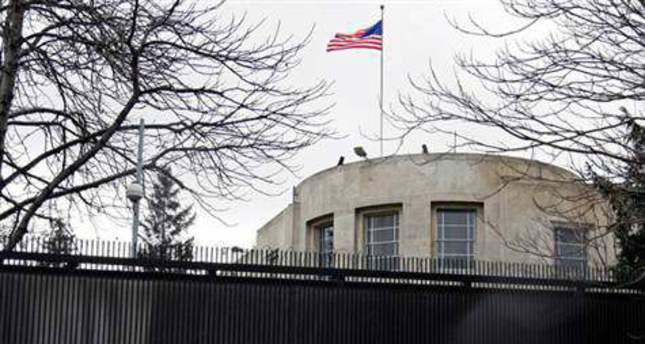 US embassy says intelligence on possible attack received from Turkish gov't