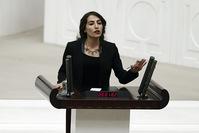 Prosecutors in Van launched a twin investigation into Öztürk for promoting terrorist propaganda. (AA Photo)