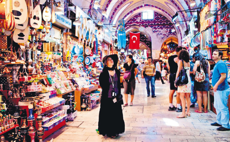 Since the number of Russian tourists dropped, Turkish tourism companies are now trying to attract tourists from Eastern Bloc countries.